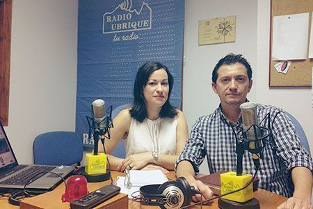 Rocío Sevilla y Juan Carlos Panal