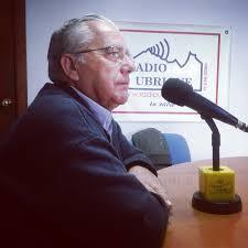 Aurelio López en Radio  Ubrique