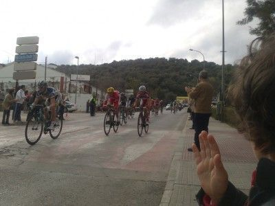 Vuelta andalucia