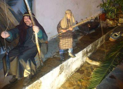 2013-12-14-Ubrique-XIIIBelenViviente-pescadores