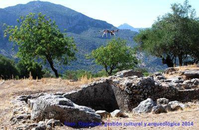 dron ocuri
