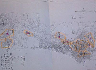 mapa Ubrique fibra optica