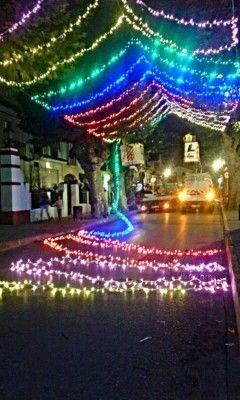 luces callejones