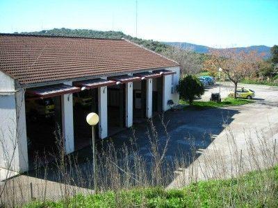 Parque Bomberos Ubrique
