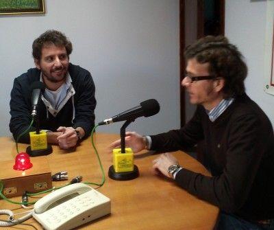 Manuel Mancilla y Daniel Menacho