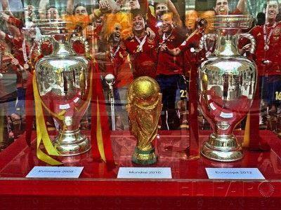 Trofeos España