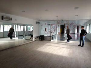 Nueva sala fitness del PMD