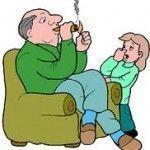 viñeta tabaquismo