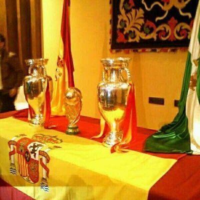 El 'Triplete' de la selección en Ubrique