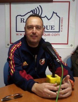 Juan María Mateos Ruiz en Radio Ubrique