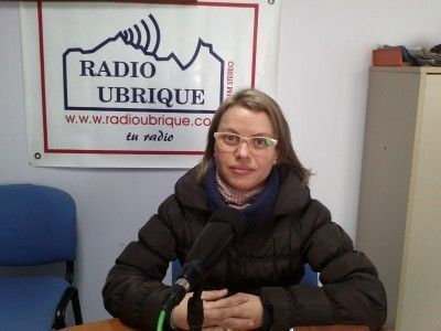 Remedios González 7 febr 13 Radio Ubrique