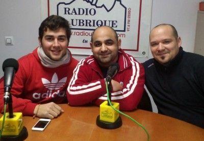 José Manuel Casillas, Oscar Núñez y José Miguel Moreno