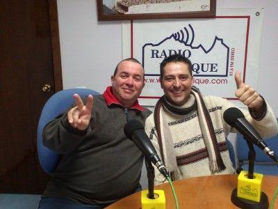 Juan Cristóbal Chacón y Jesús Gil