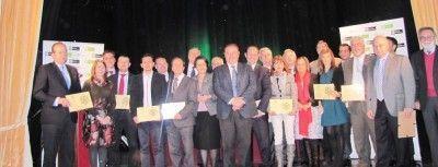 Gala III Premios Unión Consumidores de Cádiz