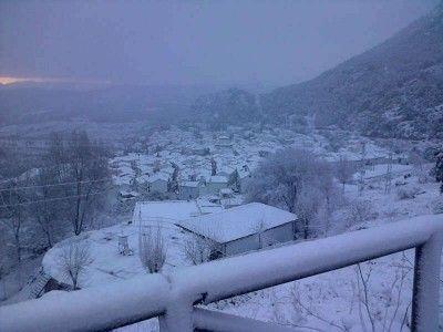 Grazalema nevada