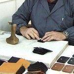 Trabajador marroquinero
