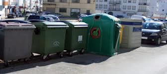 recogida basuras Ubrique