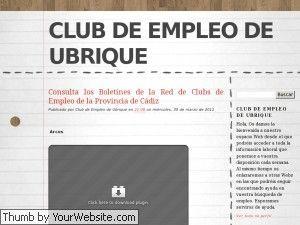 Club Empleo Ubrique