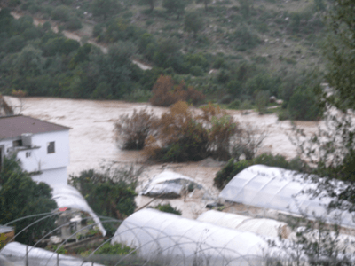 Inundaciones Coto Mulera