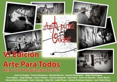 Arte para todos 2013