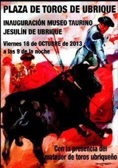 2013-10-18-Ubrique-CartelToros