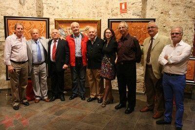 Participantes del proyecto Tallados en Piel