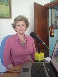 Pepi Gloria Pérez en radio Ubrique