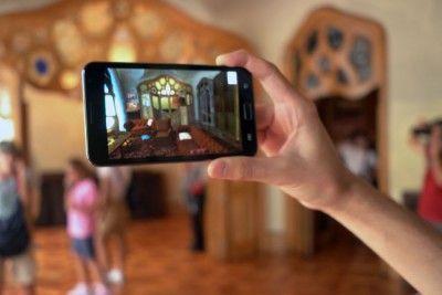 visita turística Casa Batlló  mediante realidad aumentada