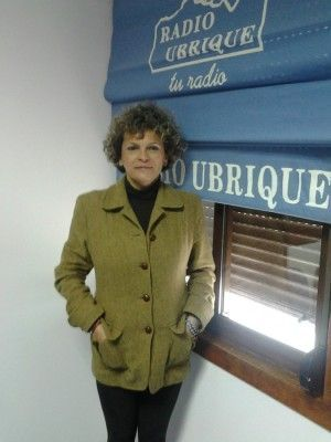 Pepi Gloria Pérez en RU