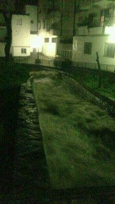 Lluvias rio arriba