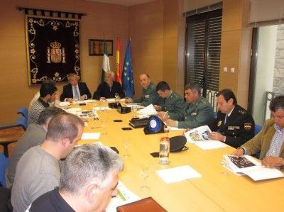 junta seguridad Cadiz