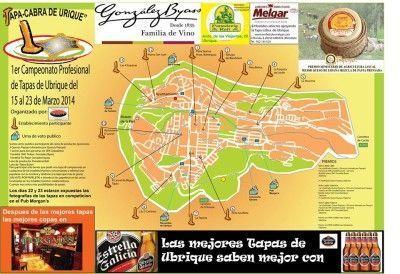 tapacabra mapa