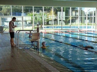 piscina cursos