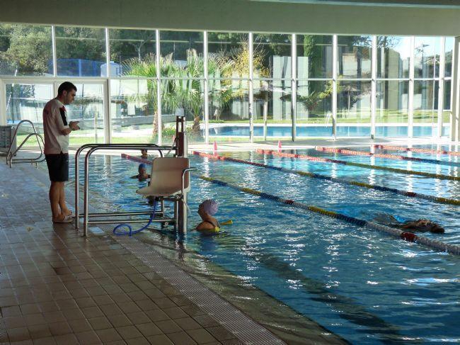 El 24 de junio abrir sus puertas al p blico la piscina for Curso piscinas