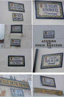 Calles con dos nombres