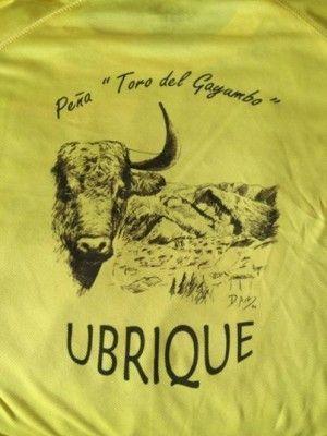 toro del gayumbo camiseta
