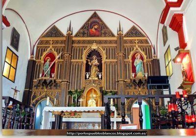 san Antonio Interior