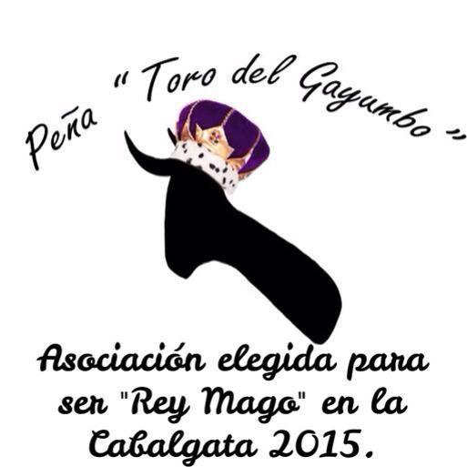 Cabalgata 2015 Toro Gayumbo