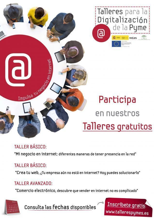 talleres pymes guadalinfo