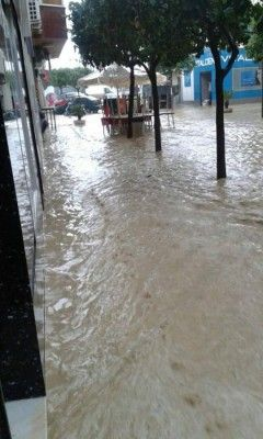 Inundacion avenida