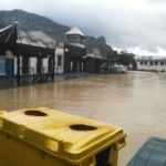 Inundaciones botellodromo