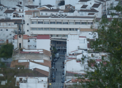 Mercado Abastos panoramica