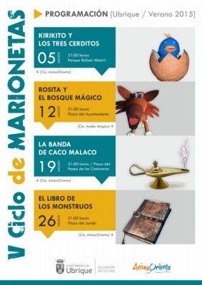 Cartel V Ciclo de Marionetas