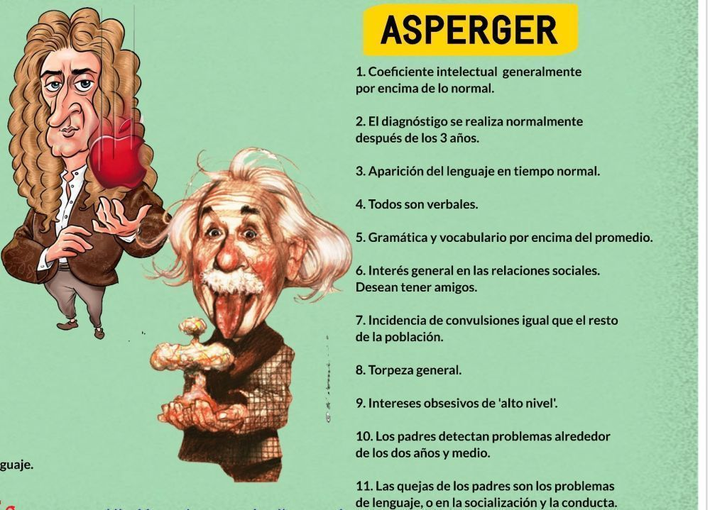 El síndrome de Asperger tema de hoy en la Consulta de