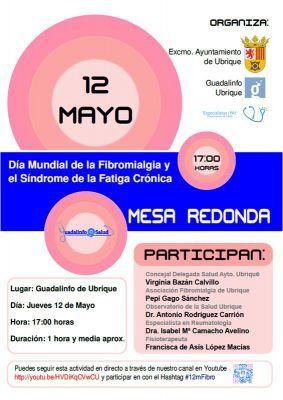 cartel_mesa_redonda_dia_mundial_fibromialgia
