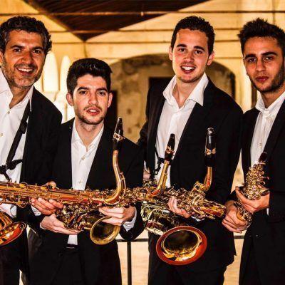 cuartet saxofón