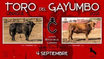 cartel toro