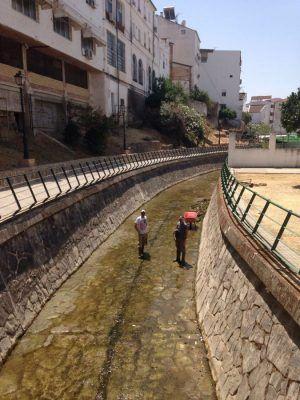 limpieza rio